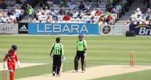 Six Surrey players self-isolate as a precautionary measure