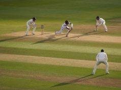 ICC recommends not to use saliva to shine ball