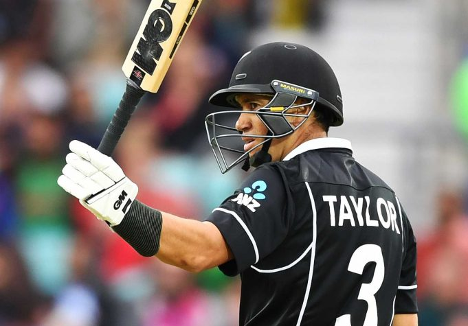 Ross Taylor was awarded Richard Hadlee medal for the third time