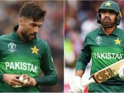 Mohammad Amir, Haris Sohail not included for England tour