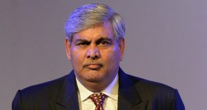 Shashank Manohar stepped down as ICC Chairman after four years